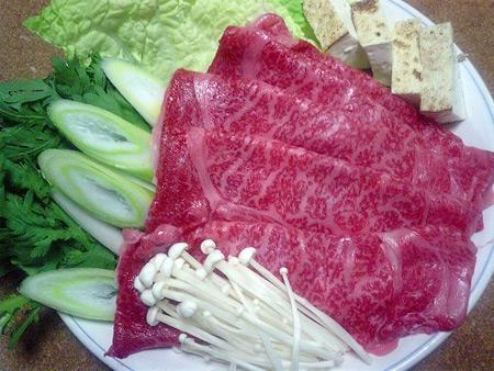 松阪牛特選すき焼き【300グラム】長太屋牧場から生産者直送
