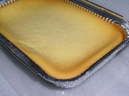 とっておきの焼きチーズケーキ